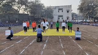 Republic Day in Education Society Highschool Shrirampur