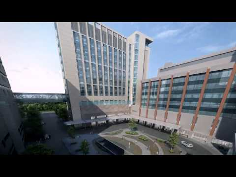 BJC Healthcare, Washington University School of Medicine Campus Renewal Animation