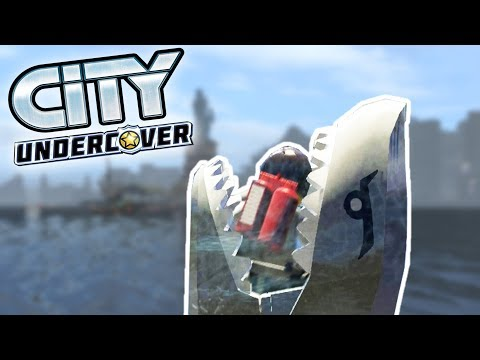 Lego City Undercover | GOING FOR 100% | Lego City Undercover