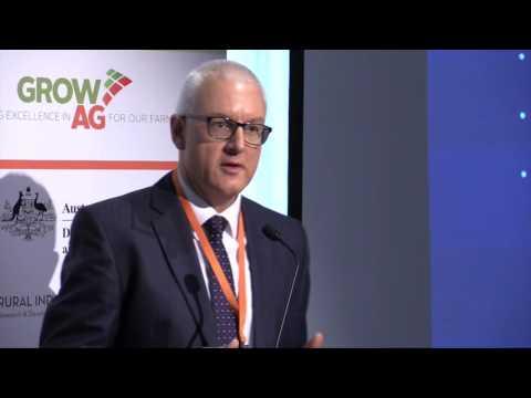 GrowAg 2016 Welcome Address: Alistair Davidson