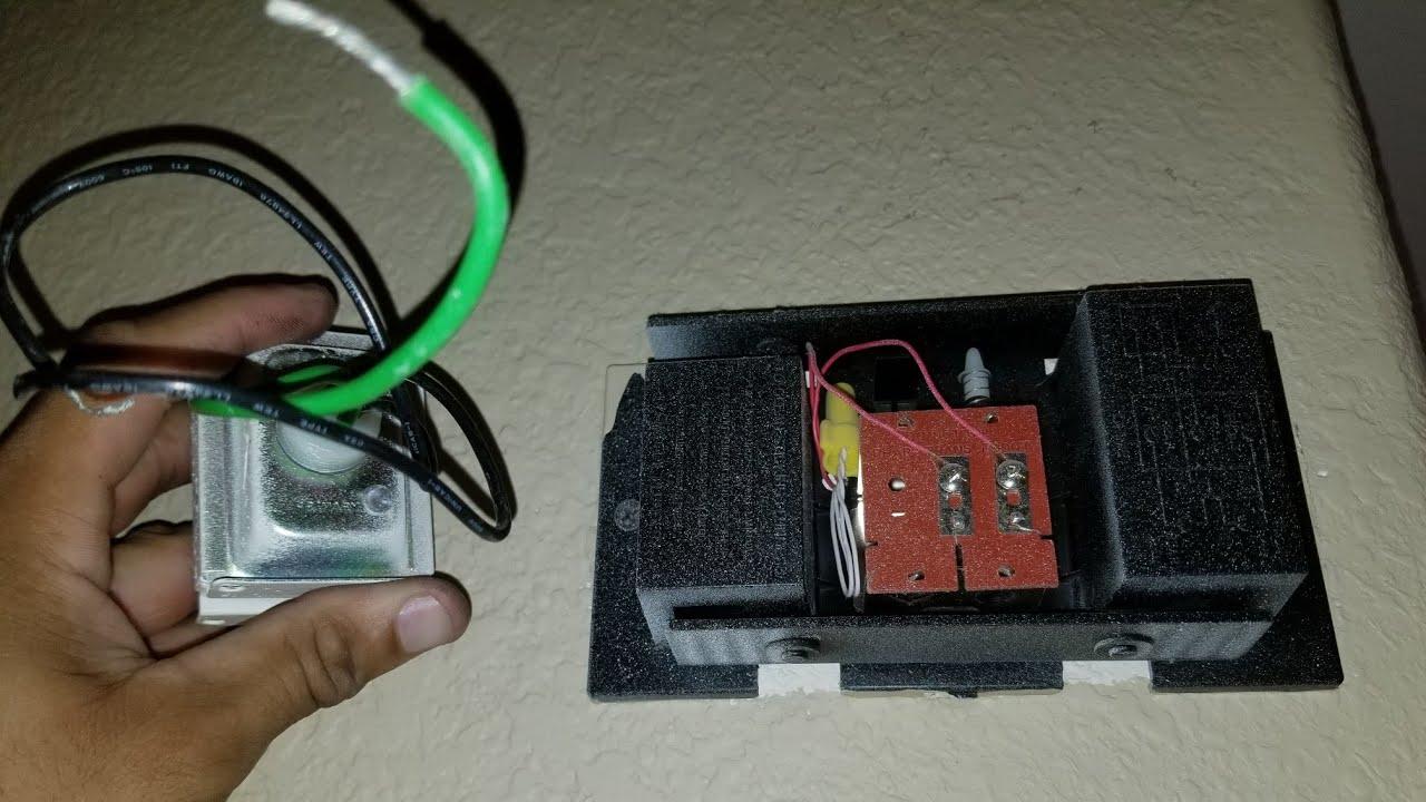 Doorbell Not Working? Test Your Transformer!  YouTube