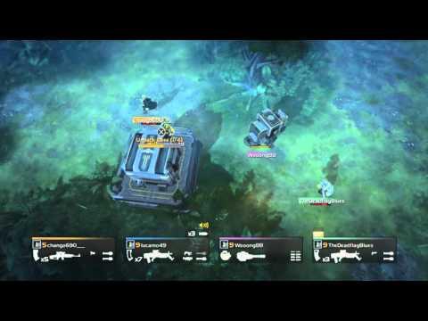 HELLDIVERS™ cyborg mission  