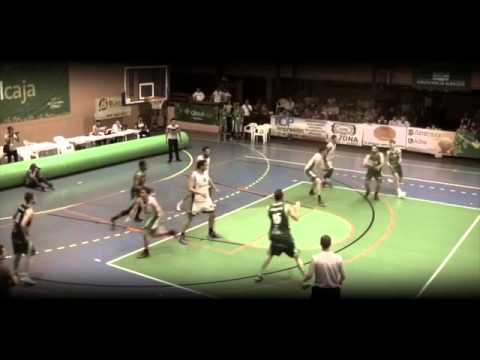 Johnathan Gray #17 Albacete Spain Playoff Highlights