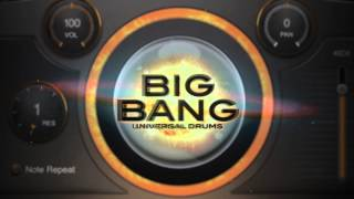 Big Bang Universal Drums 2.0 Overview