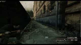 Sniper Elite V2 gameplay pc max settings