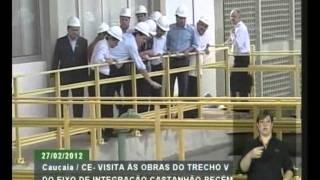 Presidenta Dilma anuncia R$ 2 bilhões em investimentos no Metrô de Fortaleza