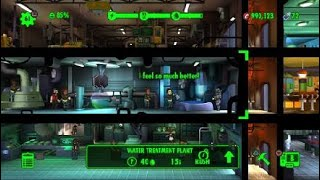 Fallout Shelter - Deathclaws Attacking my Vault