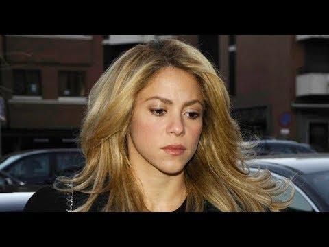 Piqué desprecia a Shakira en público