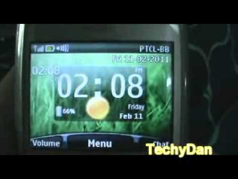 Nokia c3 epic theme collection