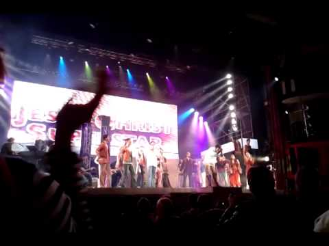 Jesus Christ Superstar - finale cast