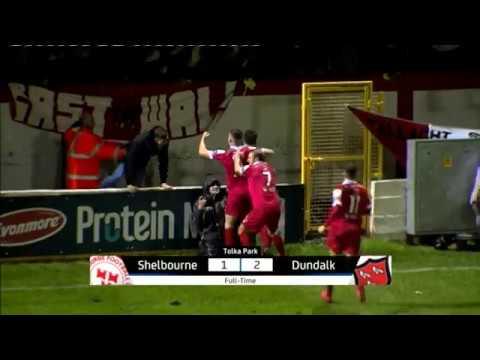 Shelbourne 1-2 Dundalk