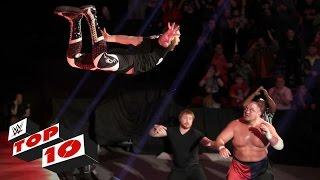 Top 10 Raw moments: WWE Top 10, Feb 27, 2017