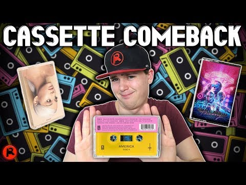 The Cassette Tape Revival Is Pointless
