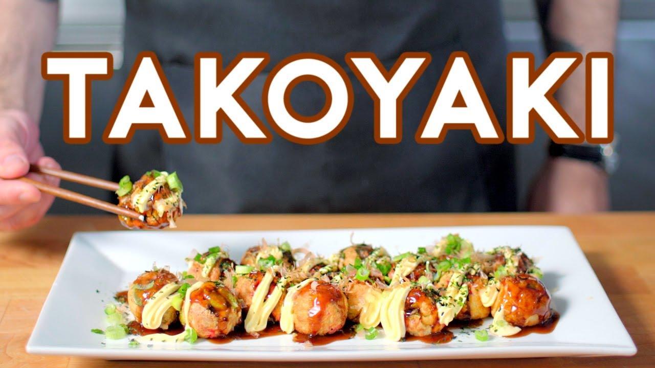 Binging with Babish: Takoyaki from Kill la Kill