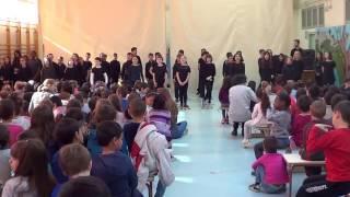 Cantania 2017 4º de Primaria del CEIP Hispanidad