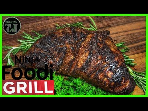grilled-tri-tip-roast-on-the-ninja-foodi-grill!- -ninja-foodi-grill-recipes