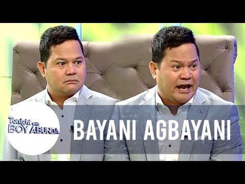 Bayani clears the misunderstanding between him and Alex | TWBA