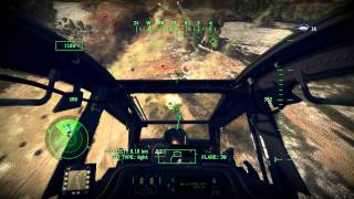 Apache Air Assault - Mission 1 - The Sky is Burning