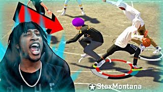 I LEARNED HOW TO GET ANKLE BREAKERS ON THE PARK! GETTING MY 96 OVERALL BACK! - NBA 2K20 MyPARK