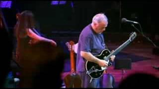 """Comfortably Numb"" solo - David Gilmour, Meltdown festival"