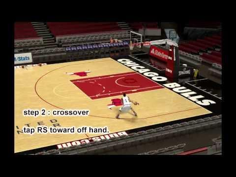 [EXBC] NBA2K14 Dribble Tutorial KILLER STEPBACK JUMPER