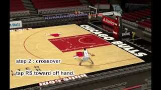 [EXBC] NBA2K14 dribble tutorial KILLER STEPBACK JUMPER