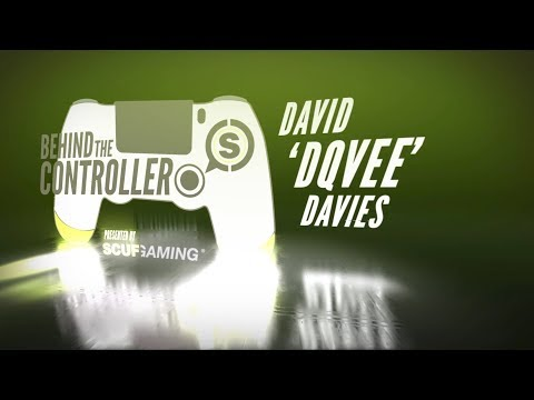 Behind the Controller: Dave 'Dqvee' Davies