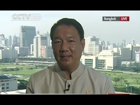 Exclusive: Thai Deputy PM responds to recent protests