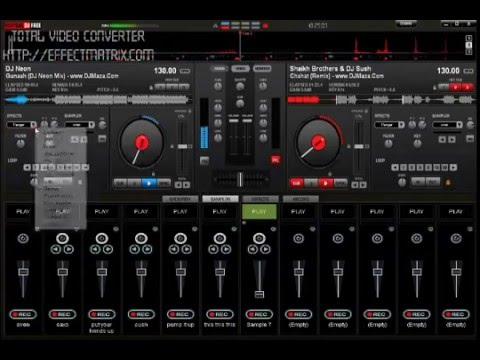 Virtual DJ (Sad Mix)-DJ Akash,Payradanga