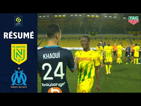 Nantes Marseille Goals And Highlights