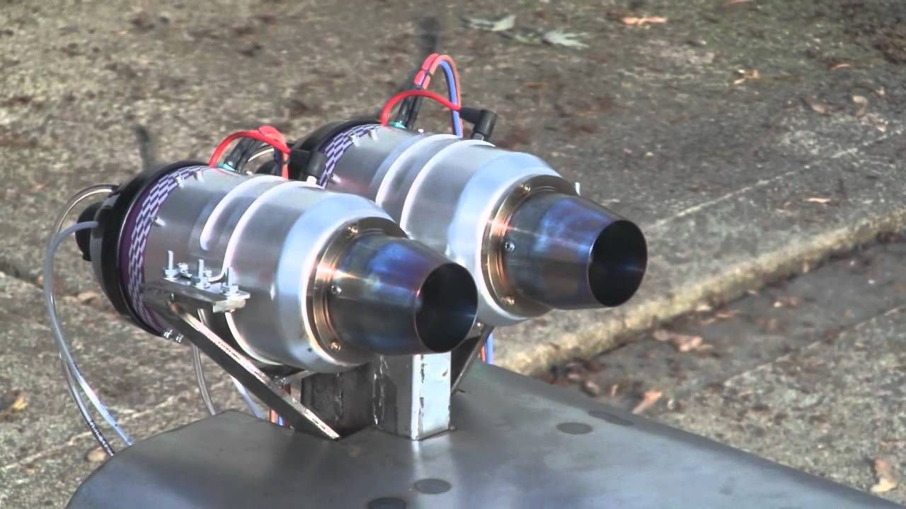 Jet Engine Test Youtube