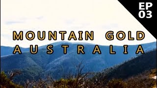 Mountain Gold Australia - Episode 3 - A Golden Line - Aussie Bloke Prospector