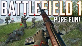 Battlefield 1 is still Incredibly good FUN !
