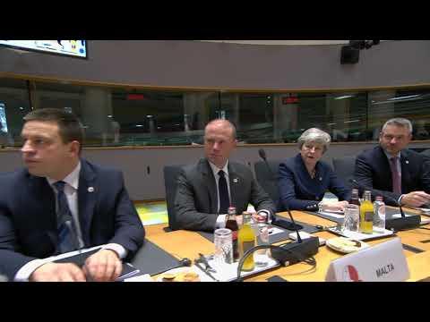 European Council roundtable