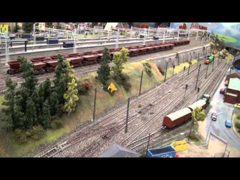 Miniature Wonderland in Hamburg, Germany - 2011-11-15