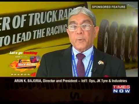 Tata Motors T1 Prima Truck Racing Season 4 - Times Now Episode 4