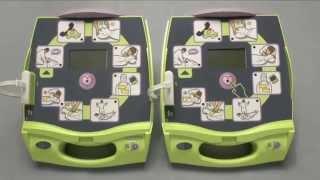 ZOLL AED Plus Comparison
