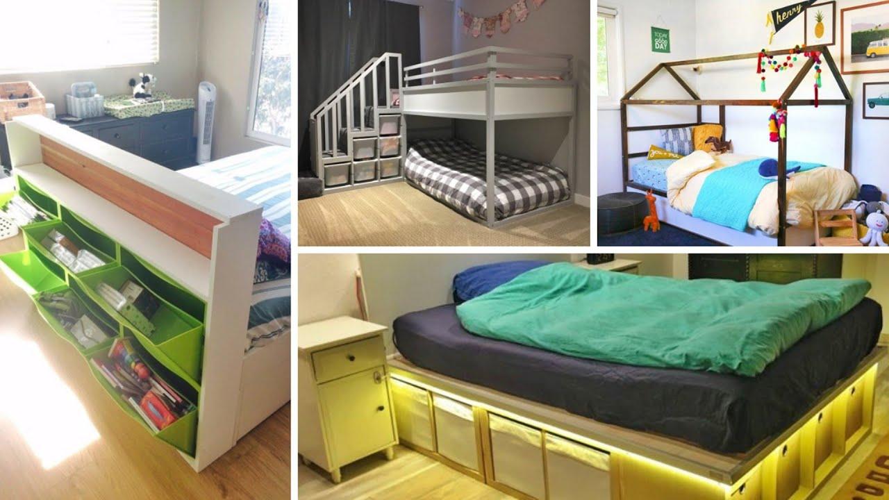 15 Beautiful IKEA Bed Hacks For Bedroom