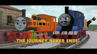 Journey Never Ends! - Thomas & Friends Song [Roblox]