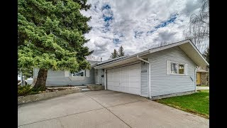 Video Tour of Spacious Bungalow Home in Calgary | Real Estate Production - 1339 Mapleglade Cres SE