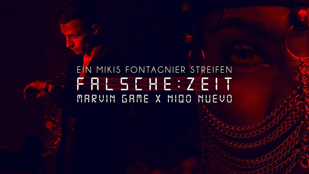 Download Marvin Game x Niqo Nuevo - Falsche Zeit (prod. by niqo nuevo & morten) (Official Video)