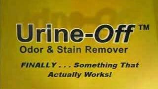 Urine-Off Odor & Pet Dog Cat Pee Stain Odor Remover
