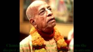 Srila Prabhupada music video 1