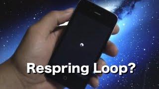 How To Fix A Respring Loop
