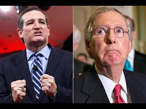 Ted Cruz Can't Believe Mitch McConnell Would Lie