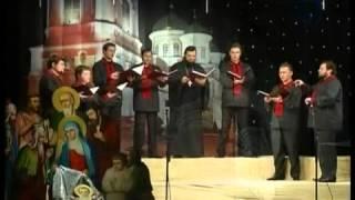 А. Ведель, Рождественские ирмосы.