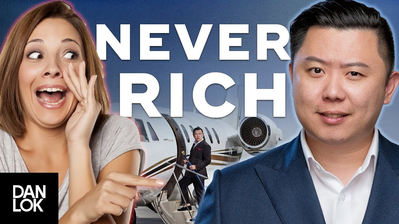 The Number One Reason Why Most People Never Get Rich