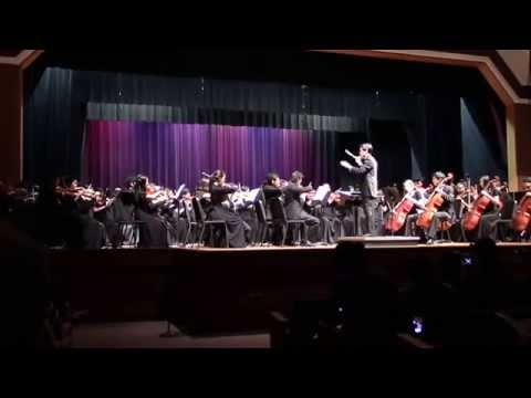 Fulton County High School Honor Orchestra 2013