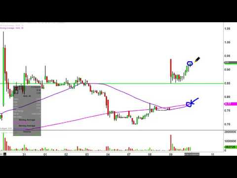 Northern Dynasty Minerals Ltd - NAK Stock Chart Technical Analysis for 11-09-16