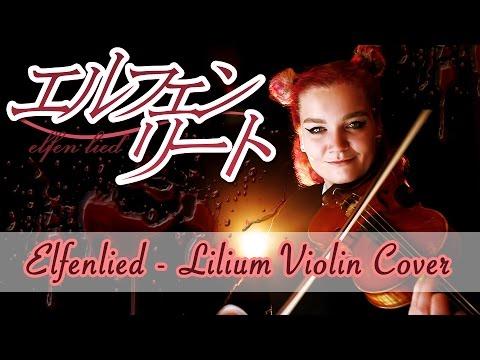 Sophie Marlon - Elfenlied: Lilium - Violin Cover